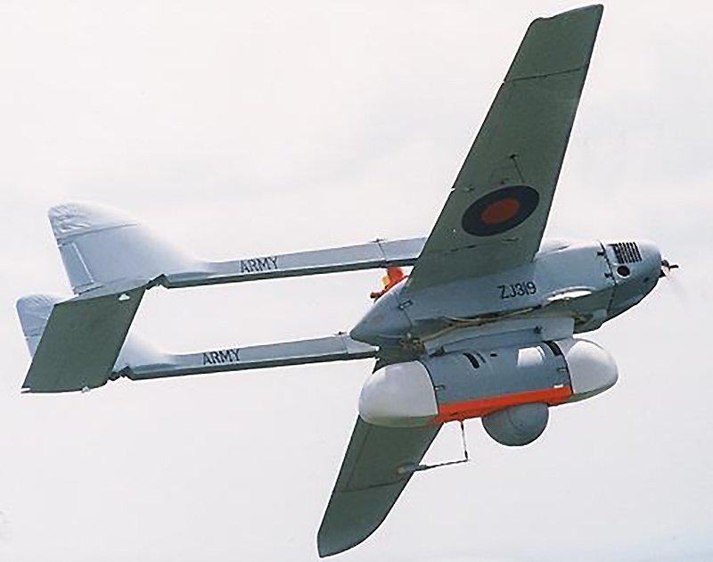 беспилотный ударный авиационный комплекс «Феникс»