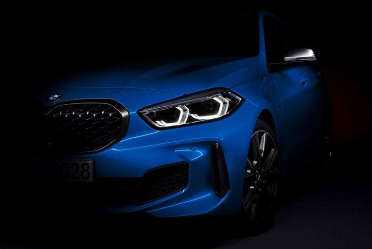 Новый BMW 1-серии: первые официальные фото