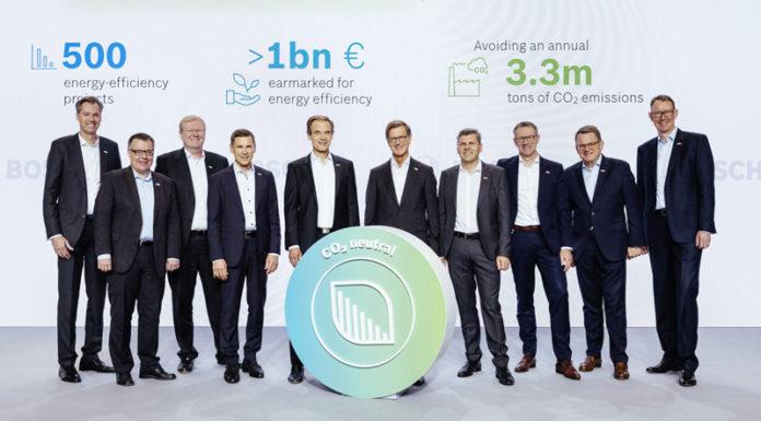Bosch: отчет о финансовом положении за 2018 год