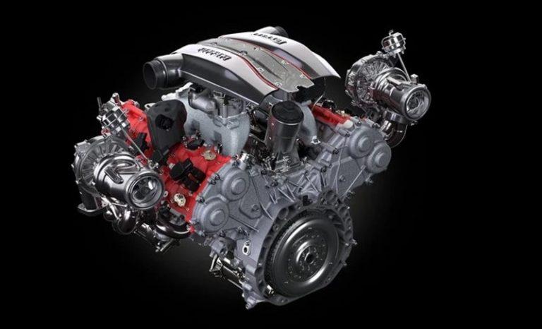 Мотор Ferrari V8 вновь стал лучшим двигателем года