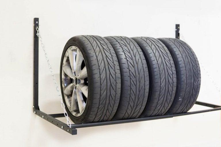 Правильно ли вы храните свои шины