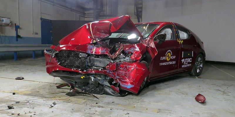 Краш-тесты семи новых моделей автомобилей провела Euro NCAP