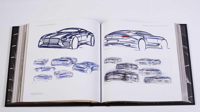 Bentley выпустил книгу дороже кроссовера Bentayga