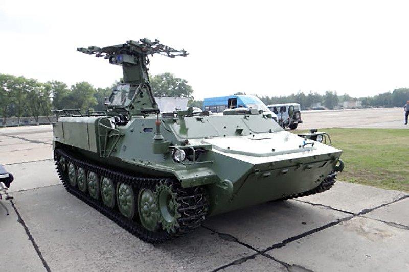 Зенитно-ракетный комплекс (ЗРК) «ТРИО»