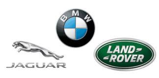 BMW и Jaguar Land Rover