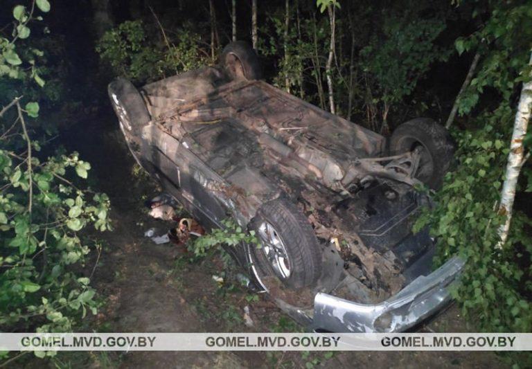 В Житковичском районе в результате ДТП погиб ребенок