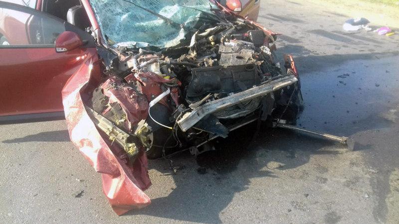 В Солигорском районе в ДТП пострадало шесть человек