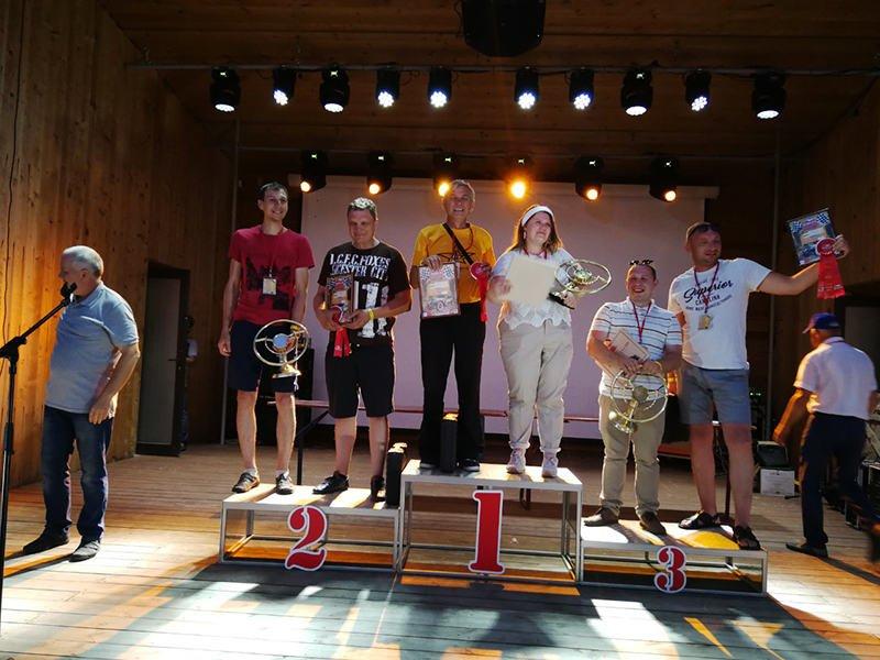 Победители соревнования