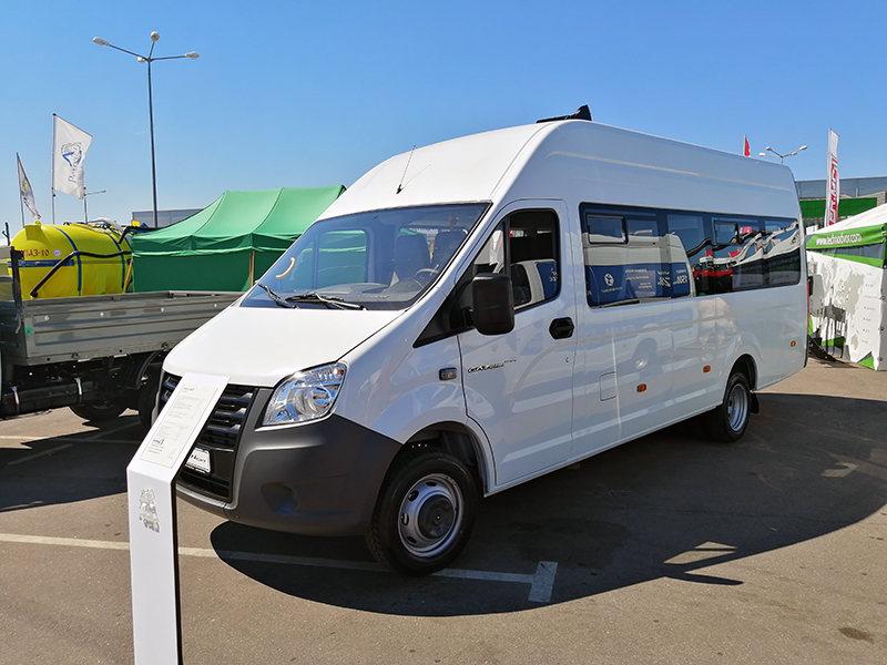 """Автобус ГАЗель NEXT A65R52. """"Белагро 2019"""""""