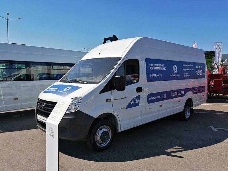 Цельнометаллический фургон C45R92