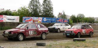 Большие гонки 2019, 6-ой этап на стадионе Заря