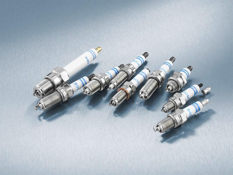 Современное предложение Bosch в области свечей зажигания