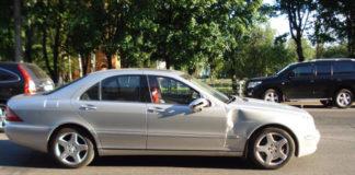 В Могилеве на пешеходном переходе Mercedes сбил 7-летнего ребенка