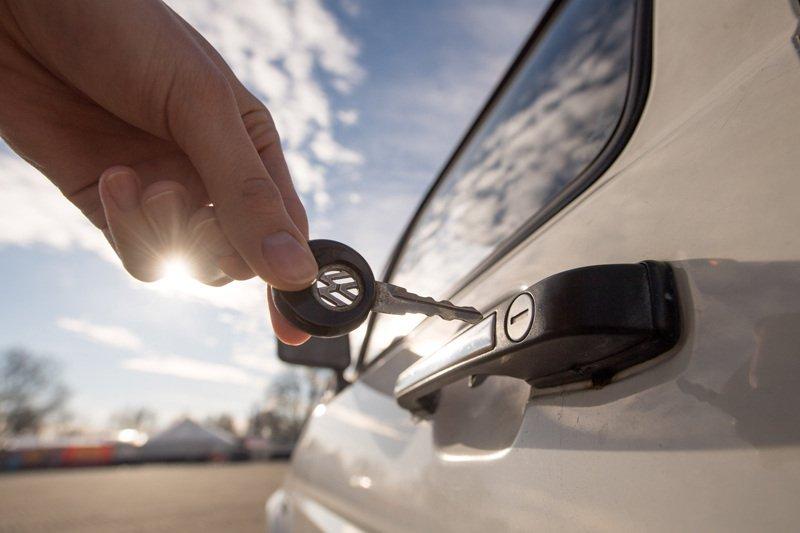 Две трети немецких водителей считают ключи от автомобиля неудобными