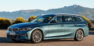 Новый BMW 3 Touring: больше и вместительнее