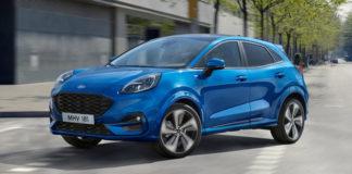 Ford Puma: новая надежда Ford на европейском рынке кроссоверов