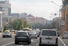 Еще раз об ограничении и изменении движения в Минске