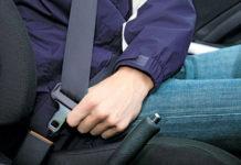 «Сел в машину – пристегни ремень!»