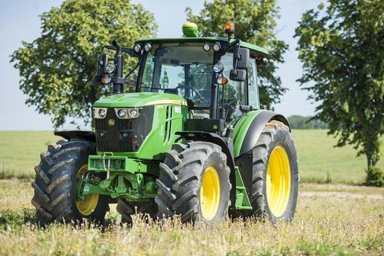Шины Continental одобрены для сельскохозяйственной техники