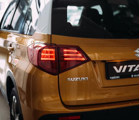 Автомобили Suzuki доступны в лизинг на уникальных условиях