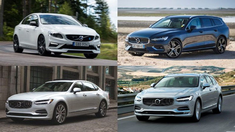 Volvo отзывает 500 тысяч своих автомобилей по всему миру