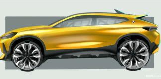 BMW разрабатывает миникроссовер