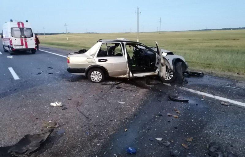 В ДТП в Оршанском районе погибло два человека
