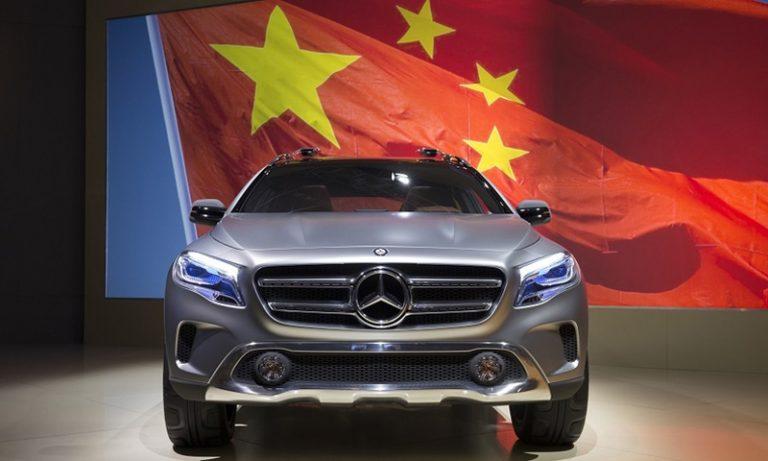 Китайцы из BAIC купили часть «Даймлера»