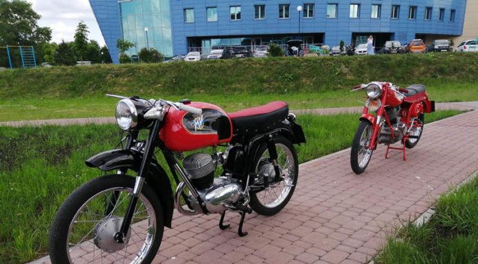 Мотоциклы итальянского производства