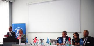 Президиум пресс-конференции