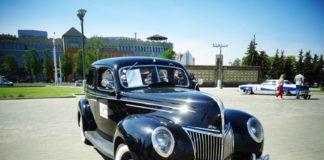 Российские автомобили в Минске