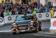 Ралли Италии: жаркая борьба за лидерство в чемпионате Европы