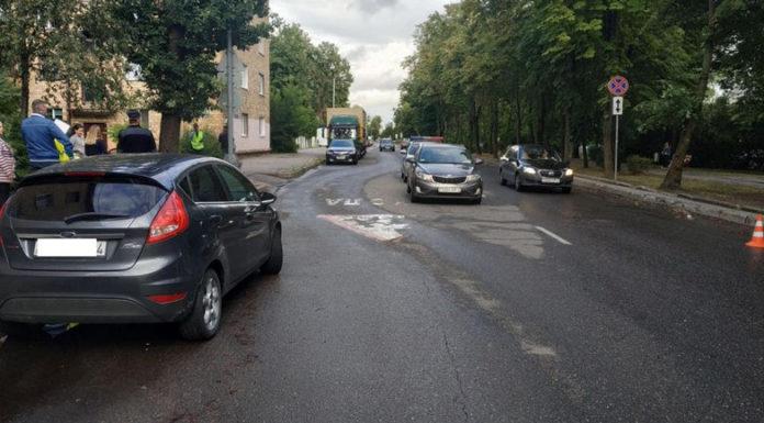 В Гродно под колеса попал 10-летний мальчик
