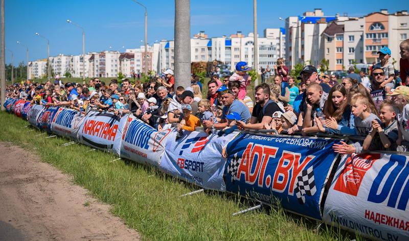 ADT Gymkhana Battle пройдет в рамках республиканской акции в Беларуси