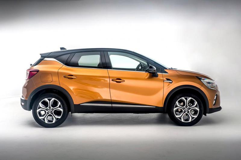 Новый Renault Captur