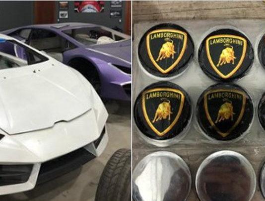 В Бразилии обнаружили завод по производству поддельных Ferrari иLamborghini