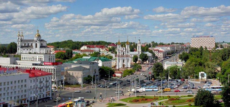 В Витебске перекроют движение транспорта 14 и 15 июля