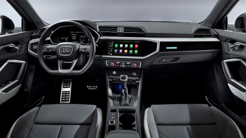 Первый купе-кроссовер Audi полностью рассекречен