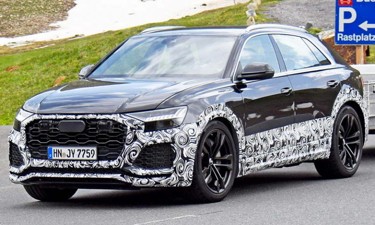 Audi будет выпускать больше спортивных кроссоверов