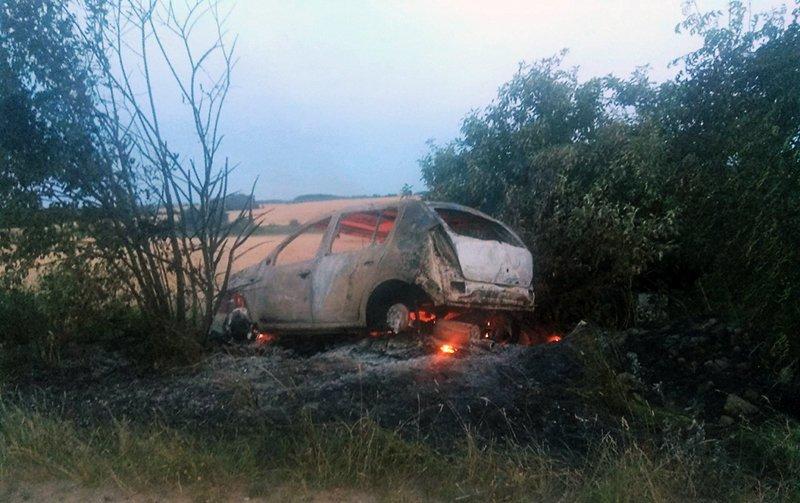 В Одельске пьяный подросток угнал авто и попал на нем в ДТП