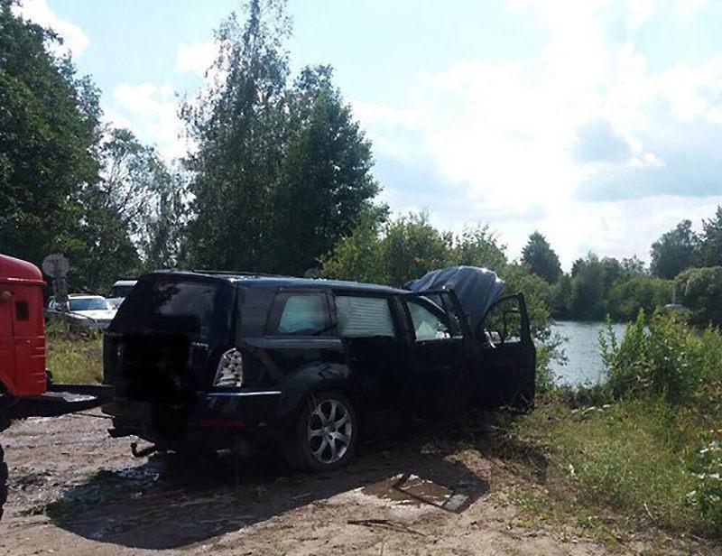 Трое детей и двое взрослых погибли в ДТП под Белоозерском