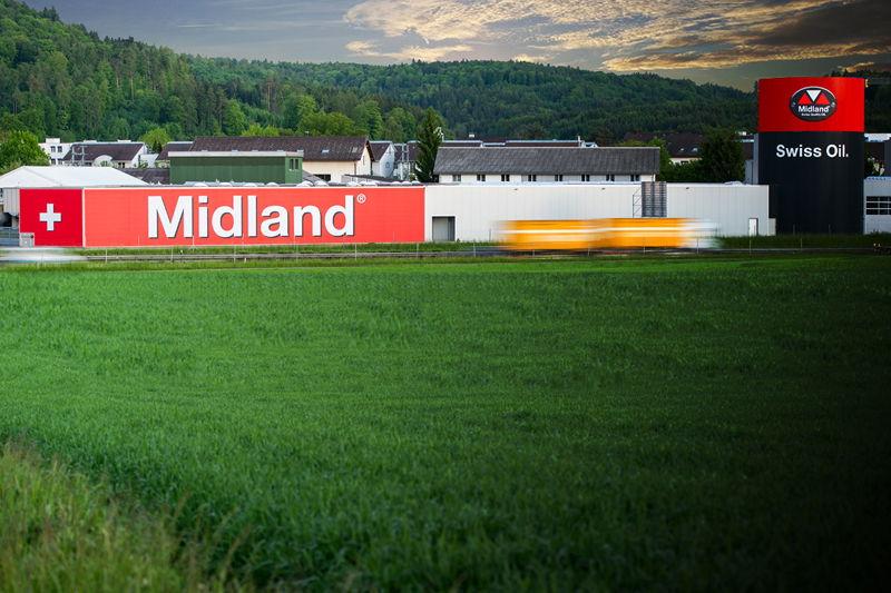 «Midland – надежно как швейцарские часы»