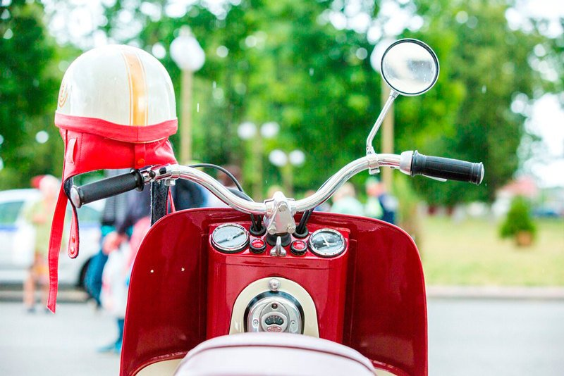 В Минске состоится выставка ретро-мотоциклов