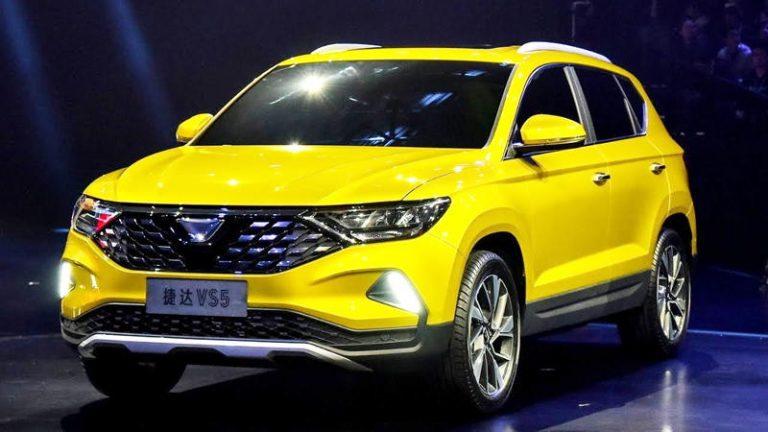 Volkswagen выпустил в Китае кроссовер за 13 тысяч долларов