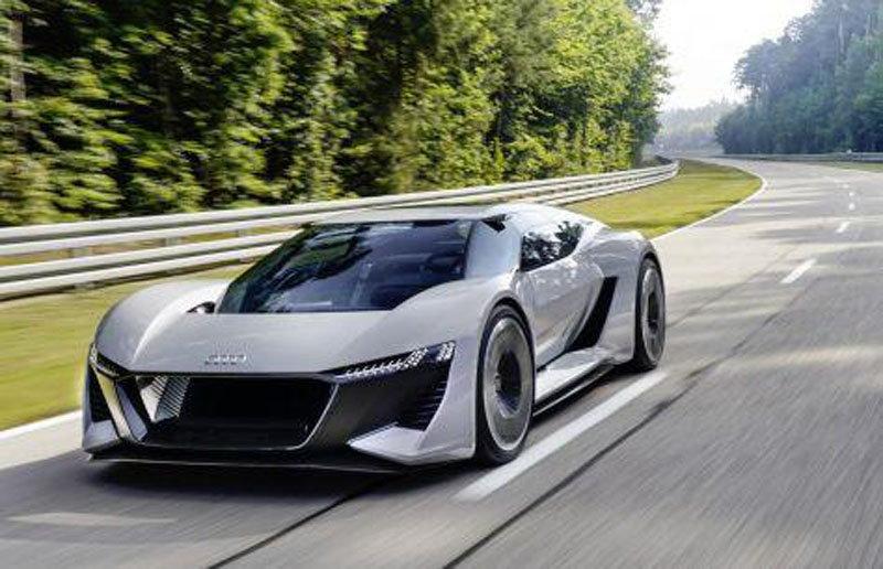 Новый Audi R8 не избежит электрификации