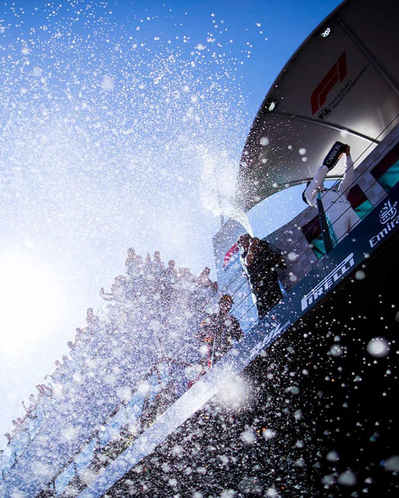 «Формула-1»: Гран-при Австрии. Honda обставила Mercedes и Ferrari.