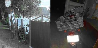 12-летний ребенок на мопеде врезался в дерево