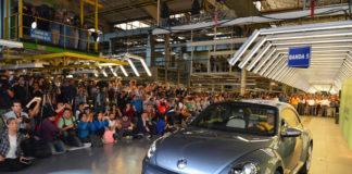 Последний Volkswagen Beetle покинул конвейер