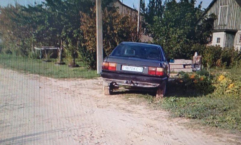 В Ивановском районе курсантка автошколы угнала автомобиль