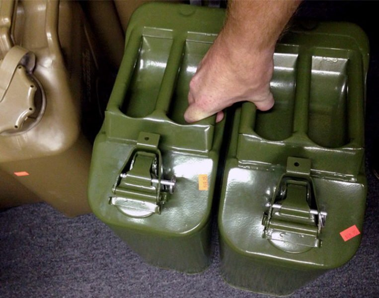 Задержан механизатор, сливающий топливо из трактора